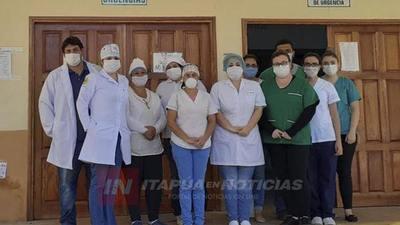 CARMEN DEL PNÁ: FUNCIONARIOS DE SALUD A PARO POR FALTA DE COBROS