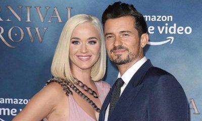 Katy Perry anuncia el sexo del bebé que espera con Orlando Bloom