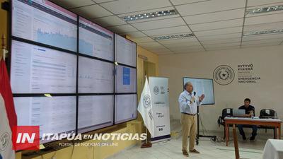 ÑANGAREKO: HASTA AHORA GOBERNACIÓN NO CUENTA CON INFORMES SOBRE TRANSFERENCIAS.