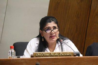 Covid-19: Diputada que salió del país alega que ya se sometió a test ante pedido de fiscala