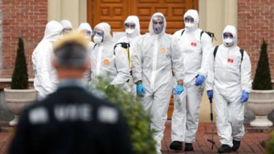 España alarga cuarentena total buscando frenar la pandemia