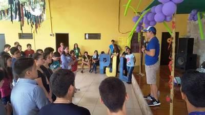 Jóvenes luqueños vibraron con la Pascua Joven 2019 •
