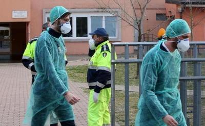Italia registra 681 fallecidos en 24 horas, la mejor cifra en nueve días