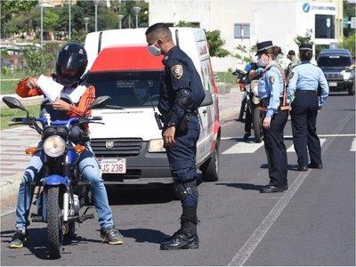 Suman más de 1.100 imputados por no respetar la cuarentena