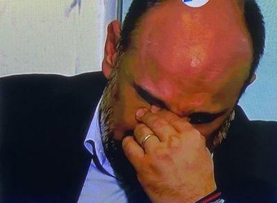 Viceministro Rolón ruega entre lágrimas respetar la cuarentena