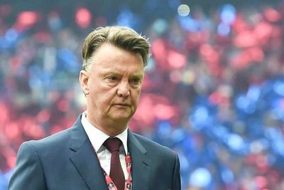 Van Gaal le dio con todo al Ajax