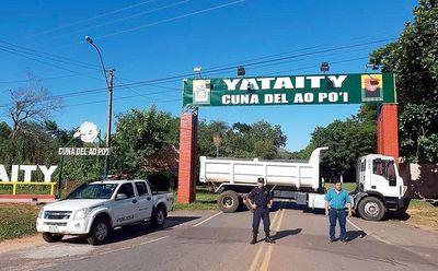 Rigurosas medidas en Guairá