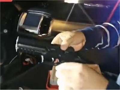 Chofer de Miguel Prieto fue detenido por violar cuarentena en Ciudad del Este