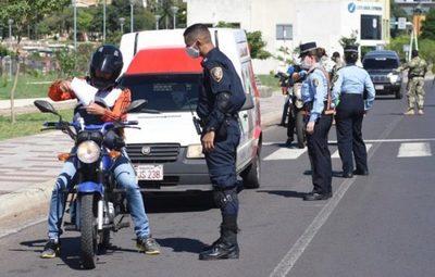 Fiscalía imputa a más de 1.100 personas por transgredir cuarentena