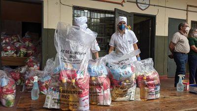 Encarnación: Petta ordenará auditoría sobre kits de alimentos tras cruce con intendente