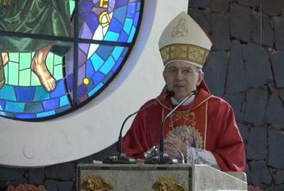 Domingo de Ramos sin presencia de fieles en la Catedral