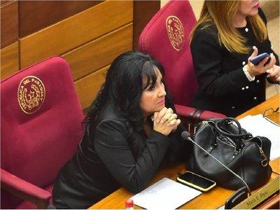 Jueza comunicará este lunes al Senado imputación a Bajac para desafuero