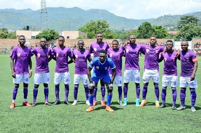 La liga africana que decidió proseguir con el fútbol