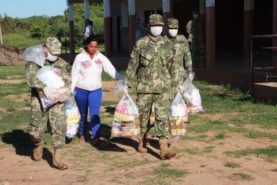 MEC volverá a entregar kits de alimentos en zonas vulnerables desde este martes