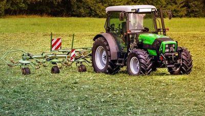 Importación de maquinarias agrícolas sigue cayendo