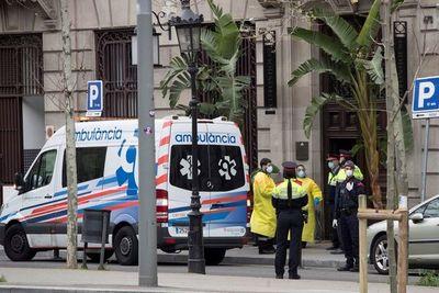 España: 28 compatriotas diagnosticados con COVID-19
