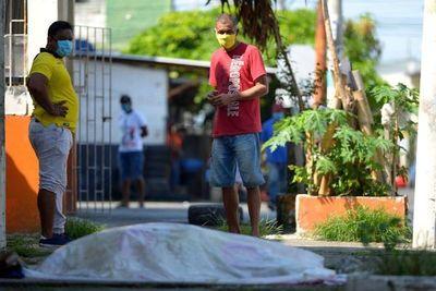 """Todos deben usar tapabocas, en Paraguay aún están a tiempo"""