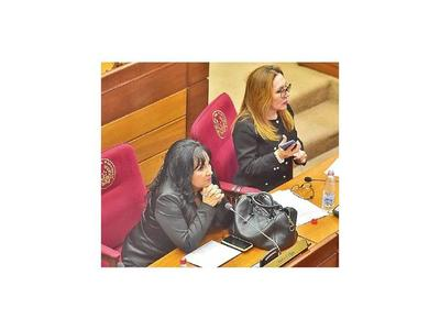 Senadora liberal utilizó vehículo de Embajada paraguaya