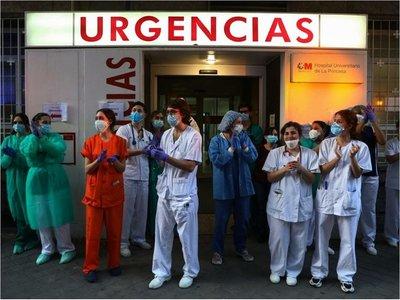 El coronavirus cede y da respiro a Italia,  España y Francia