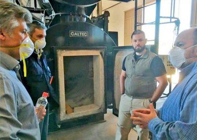 Horno de la Senad tendrá capacidad para cremar seis cuerpos por día