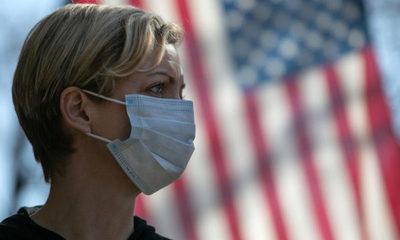 Estados Unidos registra más de 1.200 muertes por coronavirus en 24 hs