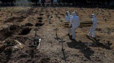 Estiman 10.000 muertos en el peor escenario paraguayo y preparan fosas comunes