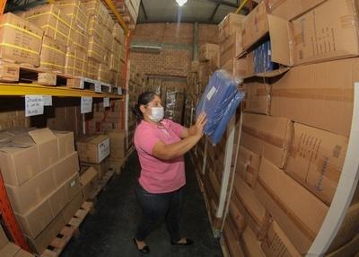 Equipos de Protección Individual son distribuidos en hospitales