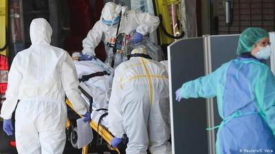 España registra descenso de muertes cuarto día consecutivo