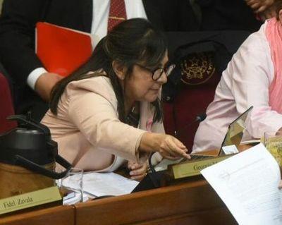 """Nani Arrúa: """"Fue una payasada dejar royalties al libre uso de intendentes"""""""