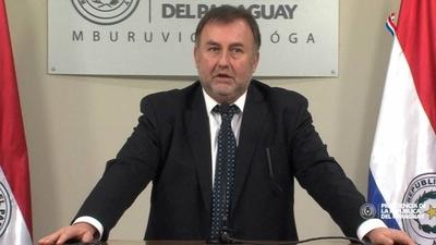 HOY / Benigno López, Ministro de Hacienda, sobre medidas económicas ante el COVID-19