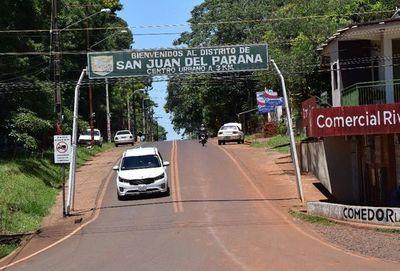 Coronavirus: Intendenta de San Juan del Paraná cuestiona recortes de royalties y afirma que pobladores pasan hambre