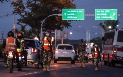 Multas y no cárcel para quienes violan la cuarentena pide Ministerio del Interior, porque las comisarías están hacinadas