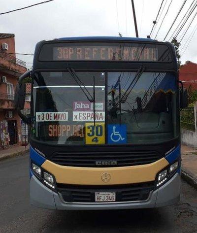 Garantizan transporte para trabajadores durante Semana Santa