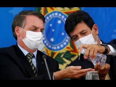 BOLSONARO DESTITUYE A MINISTRO DE SALUD DE BRASIL