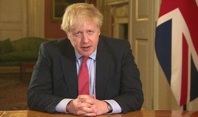 Boris Johnson en terapia intensiva por coronavirus