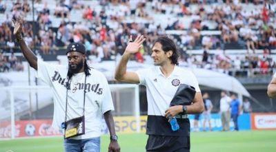 Sin Libertadores, Adebayor no volvería a Olimpia