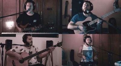 Antenna renueva sus canciones con toque casero en cuarentena