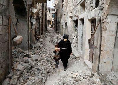 Un mes sin bombas en norte de Siria