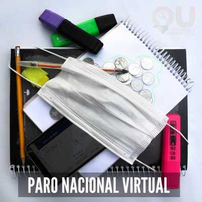 """Estudiantes de 14 universidades privadas se declaran en """"Paro virtual"""""""