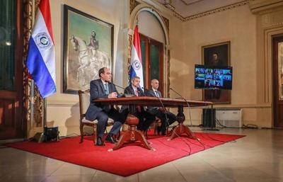 Países de la región analizan compra conjunta de insumos médicos para enfrentar pandemia