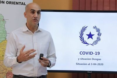Paraguay reporta 115 casos de pacientes con coronavirus