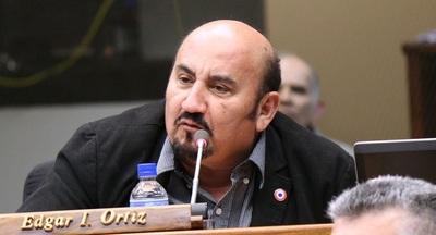 Imputan a diputado Edgar Ortiz