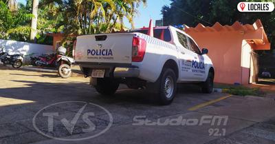 """""""Lo positivo del COVID-19"""": Se registró disminución en los casos de accidentes de tránsito en Encarnación"""