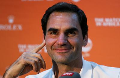 El nuevo reto de Federer a sus colegas y otros deportistas