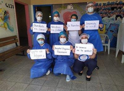 Todos por Paraguay, el evento maratónico que recaudará fondos contra el Covid-19