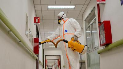 IPS entregó 2.500 kits de protección al personal de blanco