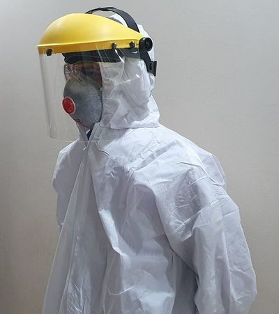 Personal médico de IPS recibió equipo de protección contra COVID-19
