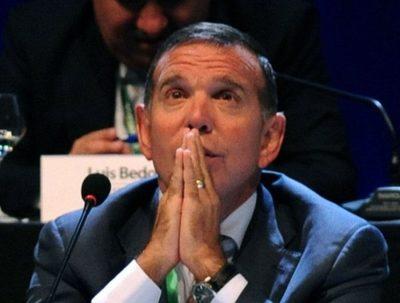 Piden prisión domiciliaria para Juan Ángel Napout