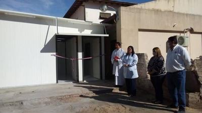 HOY / MRA: Inauguran área de urgencias para consultas de cuadros respiratorios