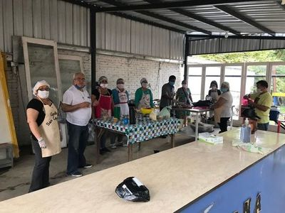 Comedor de la Parroquia San Blas: El milagro diario de multiplicar y alimentar